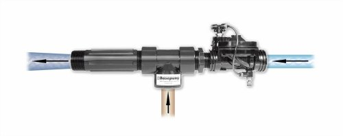 Basepump RB750 Water Powered Backup Sump Pump with Water Alarm