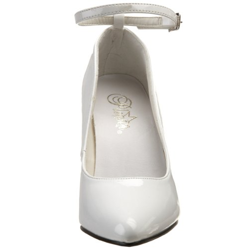 Hoch Pleaser Blanco 431 Vanity Mujer fqXawxEXP