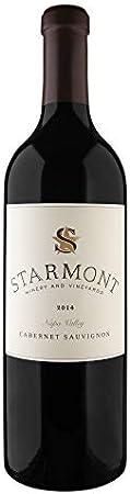 77% Cabernet Sauvignon, 16 % Merlot, 5% Cabernet Franc, 2% Petit Verdot.,Starmont Cabernet Sauvignon