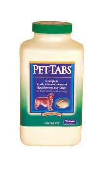 Pet Tabs Creative Formula Vitamin Supplement, 180 Count