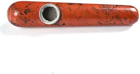 2つの金属フィルターと1ブラシでナチュラルクォーツストーンヒーリングクリスタル蛍ポイントバー・プロセス