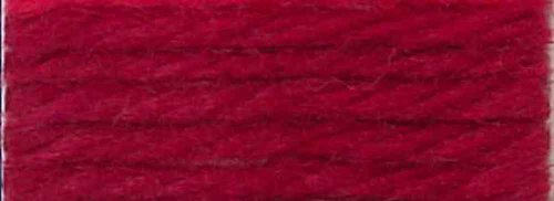 Thread Tapestry (DMC Tapestry & Embroidery Wool 8.8yd-Light Burgundy)