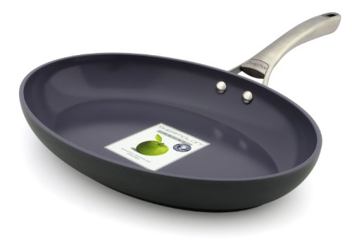 GreenPan San Francisco Oval Fish Pan