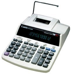 Canon P170-DH 12 Digit Desktop Printing Calculator by Canon by Generic