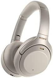 Sony WH1000XM3 Wireless Industry Leading Noise Canceling Overhead Headphones (WH-1000XM3) Headphone