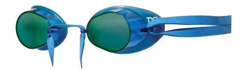 (TYR Socket Rockets 2.0 Racing Metallized Goggle (Metallic Ocean))