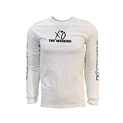 Xo The Weeknd Long Sleeve Shirt Starboy