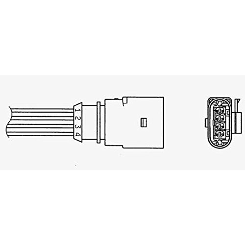 NGK 0050 Lambda Sensors: