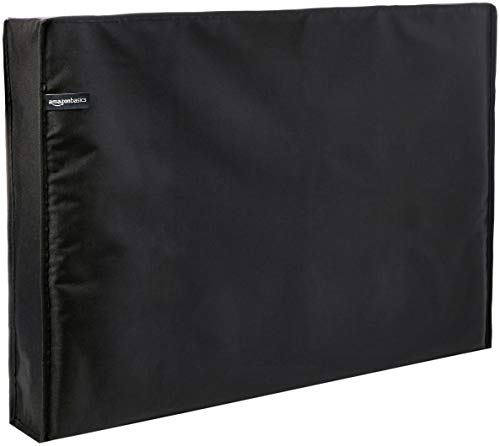 AmazonBasics Outdoor Waterproof and Weatherproof TV Cover - 46 to 48 inches (Flat Screen Tv 48 In)