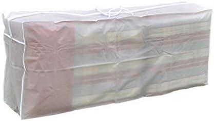 HI 61039 Borsa per trasportare 4 materassi per mobili da giardino 125 x 50 x 30 cm