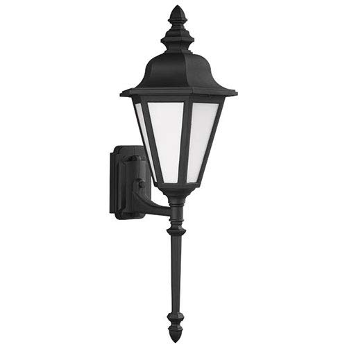 Seagull 8823BLE-12 One 8823BLE-12-One Light Outdoor Wall Lantern