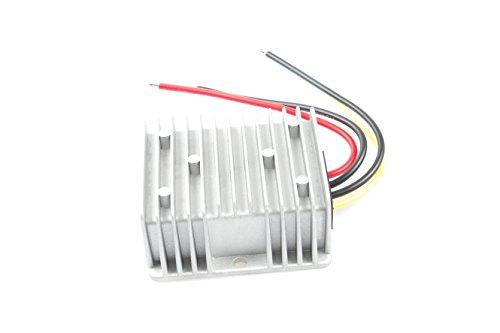 KNACRO 12V 24V (9-30V) To 48V 6A 288W DC-DC Waterproof Boost Converter Automatic Step Up Voltage Regulator Module Car Power Supply Voltage Transformer Input 9-30V with 4 Wires (12V UP TO 48V 6A) by KNACRO (Image #5)