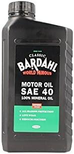 Olio auto BARDAHL CLASSIC MOTOR SAE 40 1 lt: Amazon.es: Coche y moto