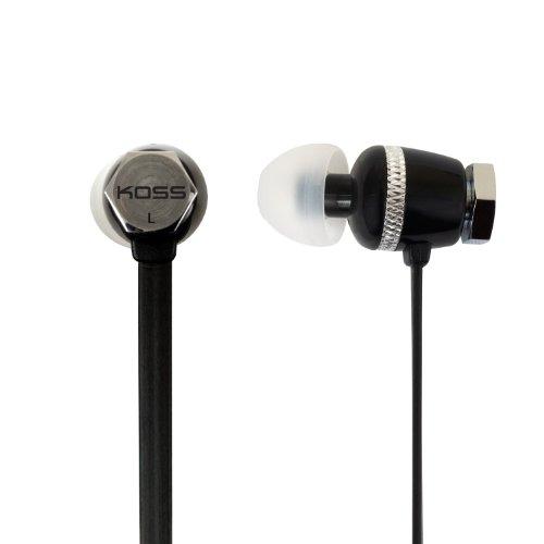 Koss RUK 30K Noise Isolating In-Ear Stereophone, Black ()