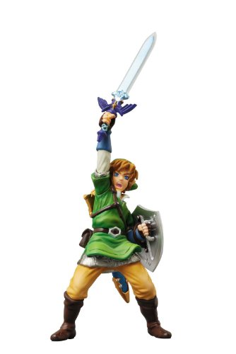 Medicom-Nintendo-Ultra-Detail-Figure-Series-1-The-Legend-of-Zelda-Skyward-Sword-Link-UDF-Action-Figure