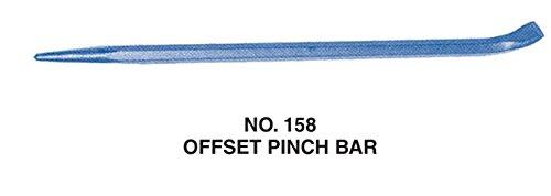 Warwood Tool 15880 48-Inch Offset Pinch Bar