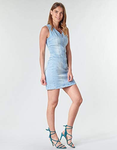 FREEMAN T.PORTER LISY S-SDM Dresses Women Blue - S - Short Dresses