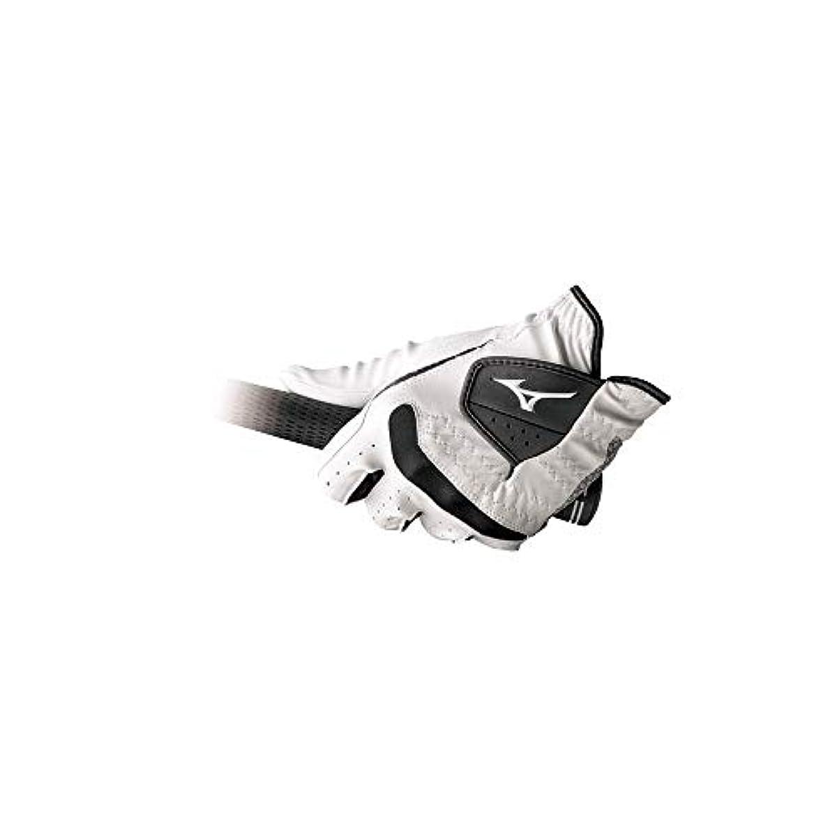 [해외] MIZUNO(미즈노) 골프 장갑 콘 피그 립 맨즈 왼손용 골프 글러브 5MJML602 21~26CM