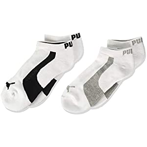 PUMA Women's 6 Pack Runner Socks