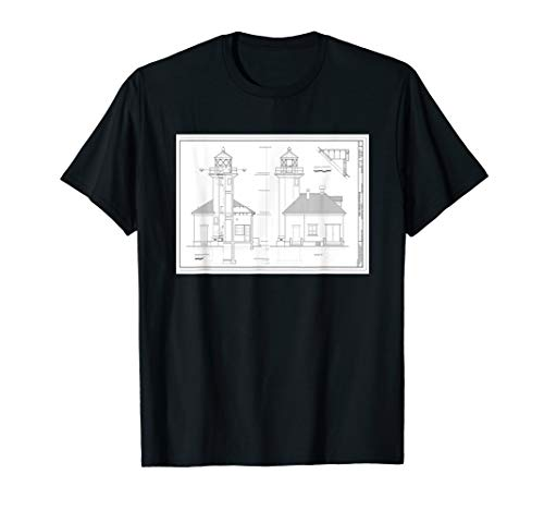 (Cape Arago Light T Shirt)