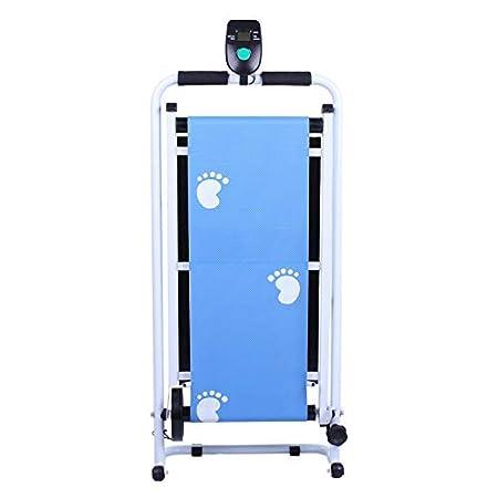 Grupo K-2 Cinta De Correr Plegable Mini Sc03 Azul: Amazon.es ...