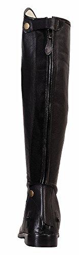 TuffRider Ladies Wellesley Tall Boot Black guUrHUi