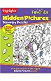 Highlights Hidden Pictures Favorite Discovery Puzzles, , 1620917696