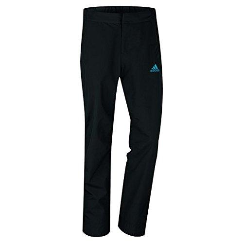 Adidas Golf GoreTex 2-Layer Pant Black/Solar Blue 2XL
