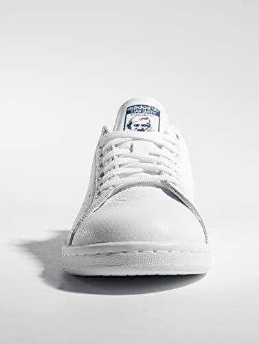 Fitness Femme Blanc Chaussures Adidas ftwbla Stan ftwbla Smith De W maruni 0 wYBYqFXx