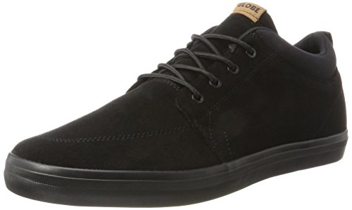 GS Black Schwarz Sneaker Black Globe Unisex Erwachsene Chukka OC0wxOdpq