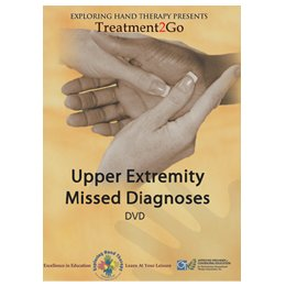 Upper Extremity Missed Diagnoses - DVD - Model 566482 by Sammons Preston