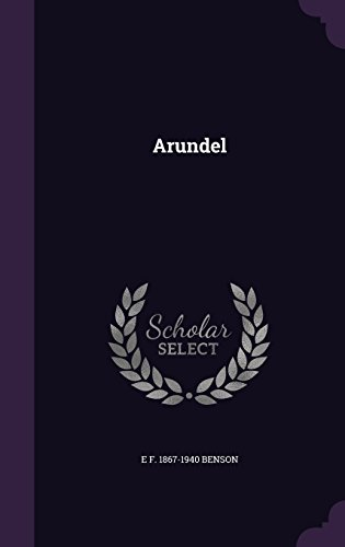 book cover of Arundel