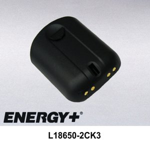Lithium Ion Battery Pack 318-020-001, AB1, AB1G L18650-2CK3