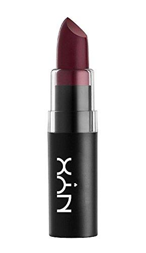 NYX PROFESSIONAL MAKEUP Matte Lipstick, Siren, 0.16 Ounce