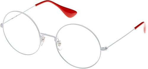 Ray-Ban RX6392 Eyeglasses White - Eyeglasses Ray White Ban