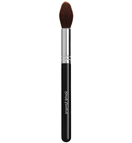BEST TAPERED MAKEUP BRUSH - Professional Highlighter Brush - Premium Quality