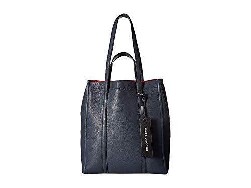 - Marc Jacobs Women's The Tag Tote 31 Nightshade Grey One Size