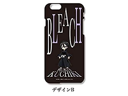 adadf83fcf Amazon.co.jp: BLEACH スマホハードケース SD B (iPhone5/5s/SE): ホビー