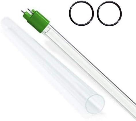 LSE Lighting QL-200 UV Lamp//Quartz Sleeve Combo Kit for VH200 Series