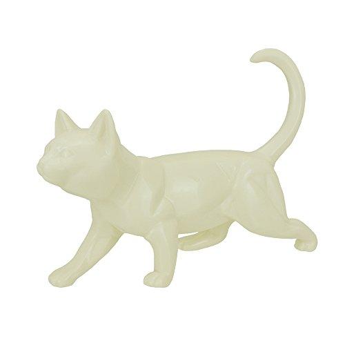 Kaldun & Bogle Home Decor Classy Cat Walking Figurine 2 Pack