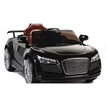 New Audi R8 Style Kids Ride on Powered Wheels Battery Remote Control Toy Car