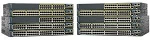 10//100//1000Base Manageable 5 X Expansion Slots L Ethernet Switch 48 Ports Cisco Catalyst 2960S Poe Ports Product Type: Routing//Switching Devices//Switches /& Bridges T 48Lps 48 X Poe