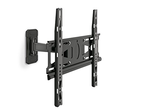 Mount Massive TV Wall Mount, MNT 204 120° Swivel and Tilt Mount for 32 to 55 inch TVs, Black by Mount Massive