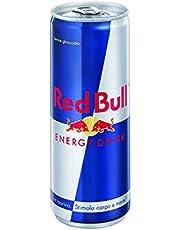 Red Bull Bevanda Energetica, Bibita con Caffeina - 250 ml