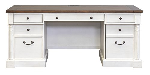 Martin Furniture IMDU689 Durham 70 Desk Credenza