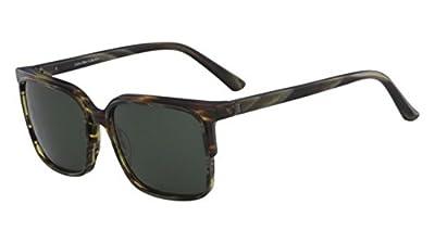 Sunglasses CALVIN KLEIN CK 8574 S 311 OLIVE HORN/TORTOISE
