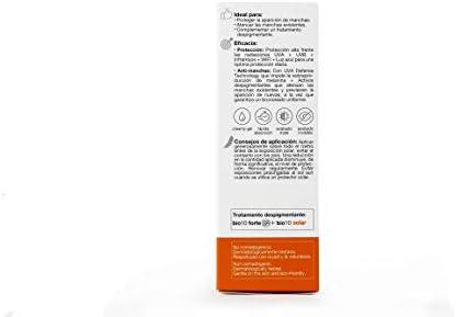 Bella Aurora Protector crema con protección solar UVA Plus anti-manchas SPF 50 50 ml