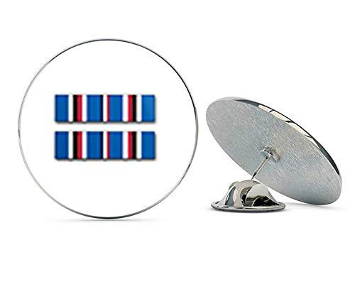 Veteran Pins US Army American Campaign Medal Ribbon Metal 0.75