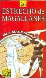 Resultado de imagen para ISLA MAGDALENA CHILE MAPA