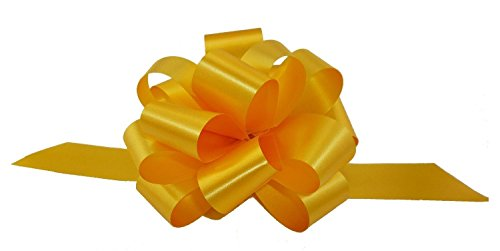 Gold Decorative Gift Pull Bows - 5